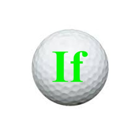 if golf ball